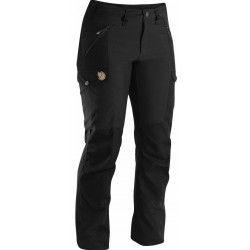 Nikka Trouser Wm, black / Damen