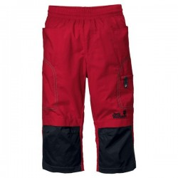 Kids Beach Pant 92-152, tango red / Damen