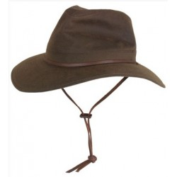 Crushable Hat Oilskin