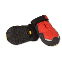 Barkn Boots Grip Trex, red currant
