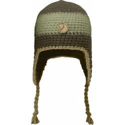 Crochet Hat, dark olive