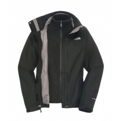 Evolve II Triclimate Jacket Wm, tnf black / Damen