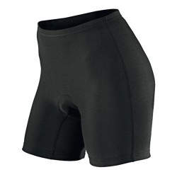 Bike Innerpants Wm, black / Damen
