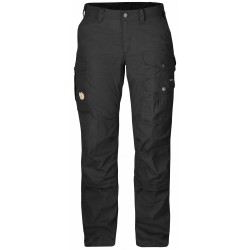 Barents Pro Trouser Wm, black uni / Damen