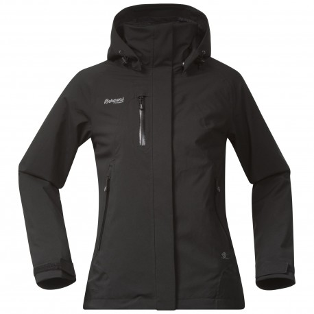 Flya Insulated Jacket Wm, black / Damen