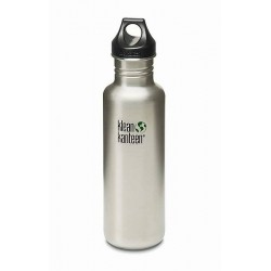 Kanteen Classic Loop 800 ml, brushed stainless