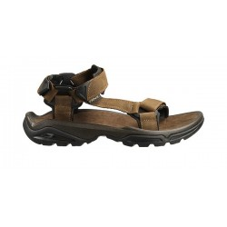 Teva Terra Fi Leather, bison / Herren