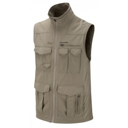 NosiLife Sherman Vest, pebble / Herren