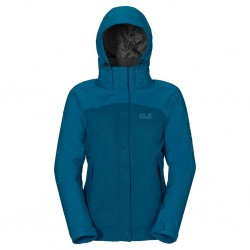 Montero Jacket Wm, moroccan blue / Damen