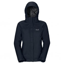 Montero Jacket Wm, night blue / Damen