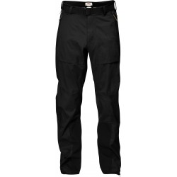 Keb Eco-Shell Trousers, black / Herren
