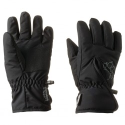 Kids Easy Entry Glove, black