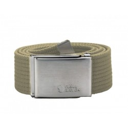 Canvas Belt, light khaki / Herren