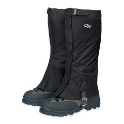 Verglas gaiters, black / Damen