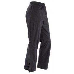 Precip Full Zip Pant SHORT, black / Herren