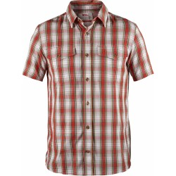 Abisko Cool S/S Shirt, flame orange / Herren