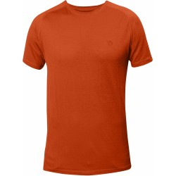 Abisko Trail T-Shirt, flame orange / Herren