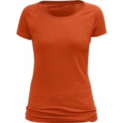 Abisko Trail T-Shirt, flame orange / Damen