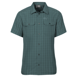Thompson Shirt, north atlantic checks / Herren