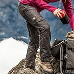 Trekking-Hosen