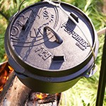 Grills & Feuertöpfe