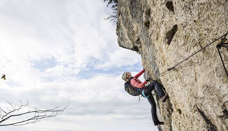 Alles für Deinen Klettersteig